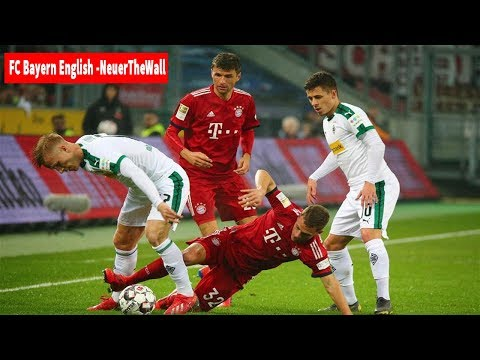 FC Bayern English -NeuerTheWall -SvenNullreich