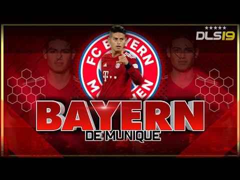 Baixe Já!! Time do Bayern de Munique Pra Dream League Soccer 19 – Com Kits da Temporada 2019