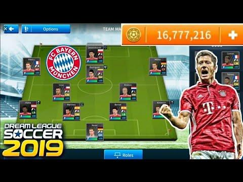 Bayern Munich dans dls 19 😀 kit et logo #mhd 652