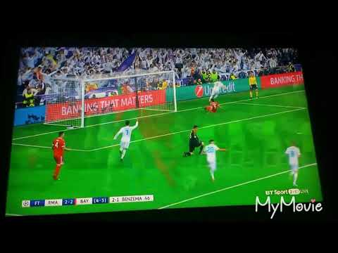 WORST GOALKEEPING MISTAKE IN CHAMPIONS LEAGUE HISTORY?! REAL MADRID VS BAYERN MUNICH