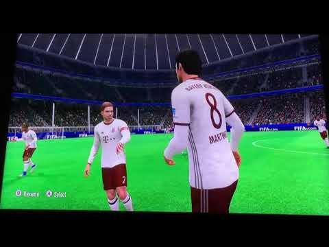 Fifa 17 (FIFA 17) Xbox 360 Gameplay – FC Bayern VS PSG
