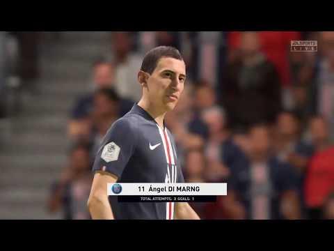 FIFA 20 _ PSG vs FC Bayern