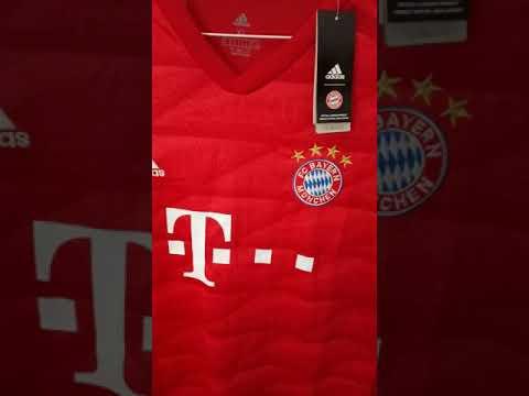FC Bayern Munich shirt / jersey,  unboxing dhgate