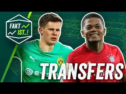 """QUATSCH! Bailey mit Bayern """"einig"""", Nübel bei Dortmund """"im Gespräch""""! Transfer News"""