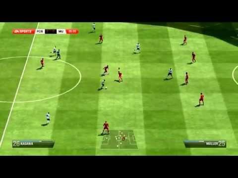 FC Bayern vs. Manchester United [2:2] [PC] [Fifa 13]