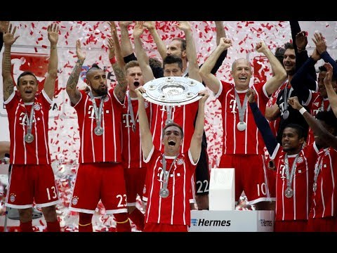 FC Bayern Deutscher Meister
