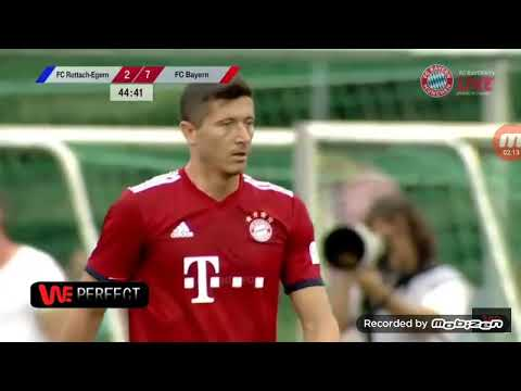 Bayern munich 20-2 rottach egen(efsane maç)