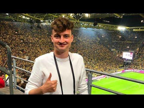 Dortmund – FC Bayern | Erstes Mal im Signal Iduna Park | Stadionvlog – ViscaBarca
