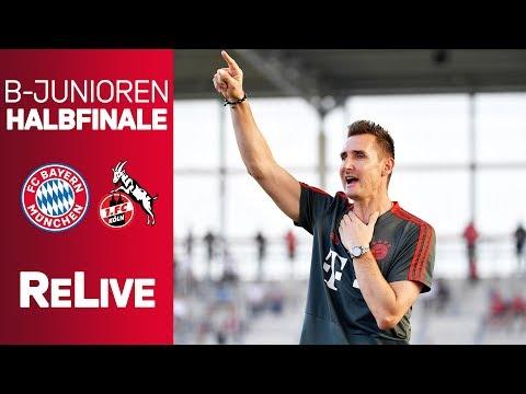 FC Bayern vs. 1. FC Köln 0-1 | Semi-Final – 1st Leg | Full Game | German Under 17's Championship