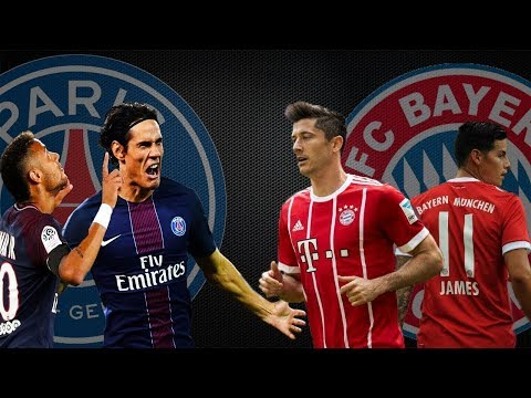 Live Paris Saint-Germain vs Bayern Munich 27 September 2017 – Champion League