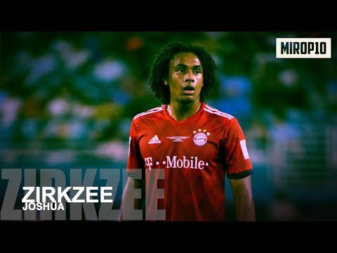 JOSHUA ZIRKZEE ✭ BAYERN MUNICH ✭ THE NEW PIERRE van HOOIJDONK ✭ Skills & Goals ✭ 2018/2019 ✭
