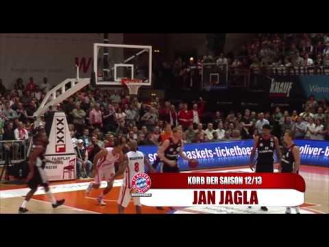 Der FC Bayern Basketball Korb der Saison 2012/2013