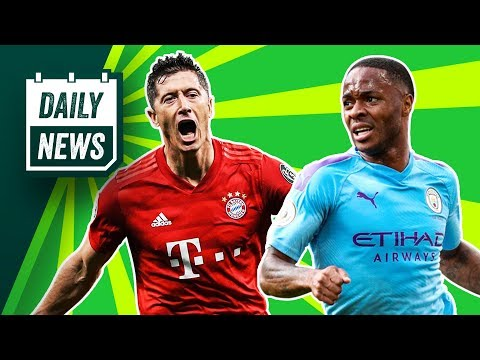 Tottenham 2-7 Bayern Munich + Sterling is world's best player ► Daily News
