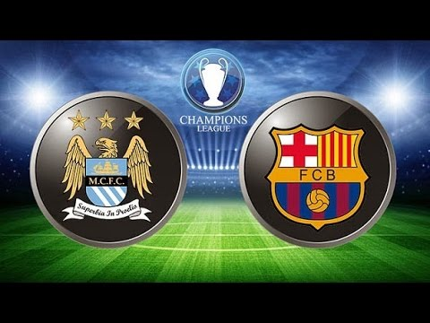 Barcelona 2 1 Manchester City 12/03/2014 Promo Octavos De Final Champions