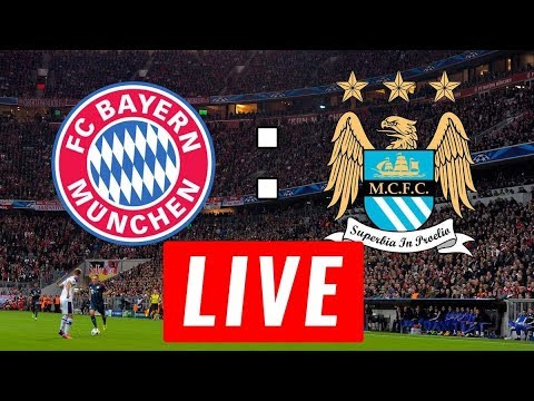 (LIVE NOW) Manchester City VS Bayern Munich LIVE STREAM HD 2018