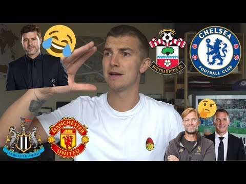 SOUTHAMPTON vs CHELSEA || SPURS 2-7 BAYERN FALLOUT… || Premier League Predictions WEEK 8!