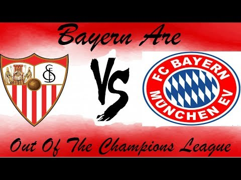 Sevilla Vs Bayern Munich Champions League Preview