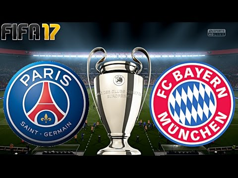 FIFA 17 – FC BAYERN MÜNCHEN vs. PARIS SAINT-GERMAIN | CHAMPIONS LEAGUE ACHTELFINALE ◄FCB #40►