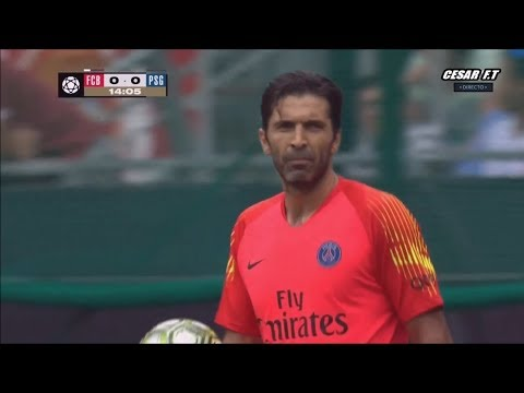 Gianluigi Buffon vs Bayern Munich – Debut PSG – 21/07/2018