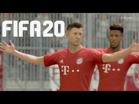 FIFA 20 ROAD TO DIVISION 1 PART 18 – BAYERN VS PSG – FIFA 20 Online Seasons Gameplay