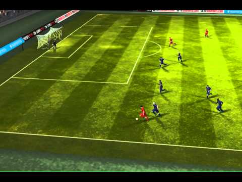 FIFA 13 iPhone/iPad – FC Bayern vs. PSG