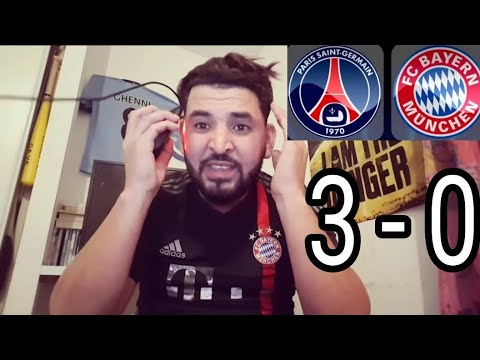 PSG VS BAYERN MUNICH 3-0 DEBRIEF LIGUE DES CHAMPIONS