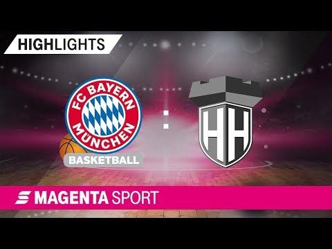 FC Bayern Basketball – Hamburg Towers | 1. Spieltag, 19/20 | MAGENTA SPORT
