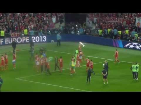 25/05/13 – UCL Final 2013 – BVB Dortmund 1-2 FC Bayern München – Stern des Südens (1080p HD)