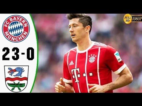 CABULOSO Bayern Múnich 23 – 0 FC Rottach-Egern – melhores momentos