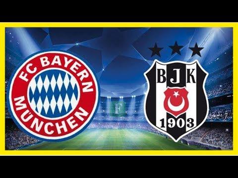 Bayern münih ile beşiktaş arasında ilk raunt twitter'da başladı! olay cevap…