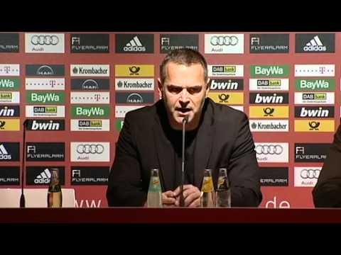 Pressekonferenz FC Bayern München vs. Artland Dragons 08.05.2012