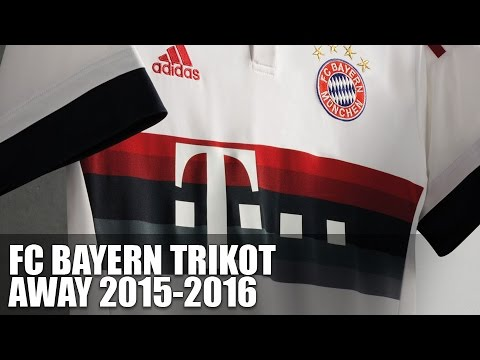 FC Bayern Trikot 2015/2016 Away (Bayern München)