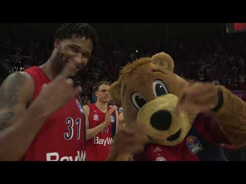 Titelverteidigung – FC Bayern Basketballer gewinnen die Deutsche Meisterschaft