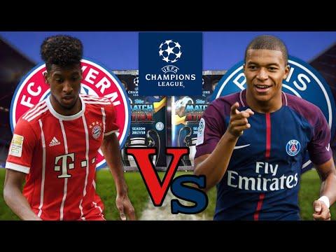 FC BAYERN MÜNCHEN- PSG 5.12.2017 | Champions League Prognose