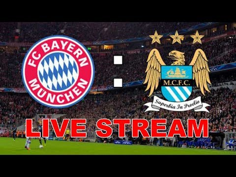 BAYERN MUNCHEN VS MANCHESTER CITY live stream | International champions Cup 2018
