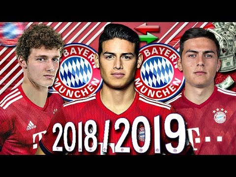 LE FUTUR BAYERN MUNICH 2018/2019 ?! 🤔