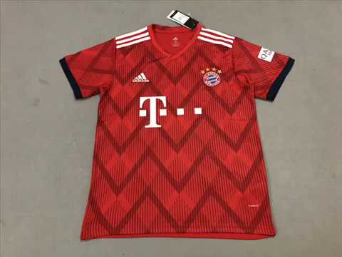 2018-19 Bayern Munich Jersey – fcbjerseys.com