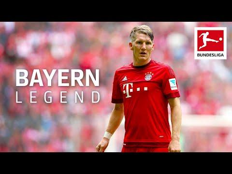 Bastian Schweinsteiger – Top 5 Goals