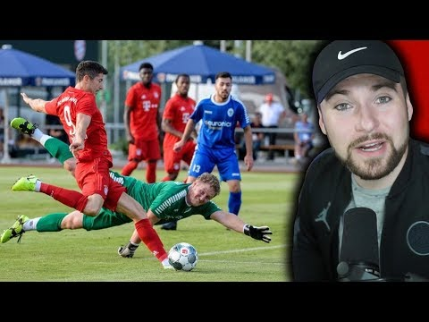 23 GOALS!? American Reacts To BAYERN 23-0 ROTTACH