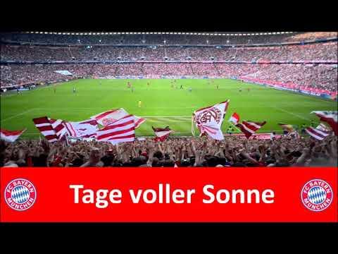 TAGE VOLLER SONNE – FC Bayern München Fan Songs