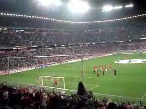 Fc Bayern Stern des Sudens in Allianz Arena