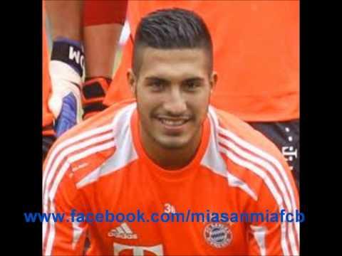 FC Bayern München Neuzugänge (Mannschaft) Saison 2012/2013 Transfers Stern des Südens