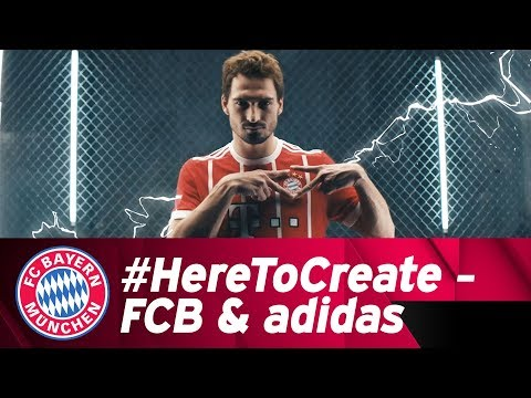 FC Bayern & adidas feat. MoTrip | #HereToCreate 🔊