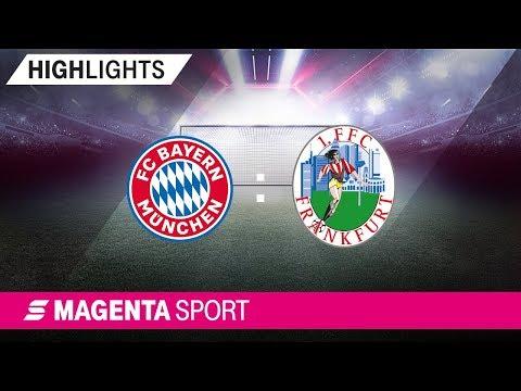 FC Bayern München – 1. FFC Frankfurt | Spieltag 2, 19/20 | MAGENTA SPORT