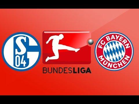 Schalke 04 vs Bayern München | Bundesliga Matchday 2 FIFA 20 ✔️