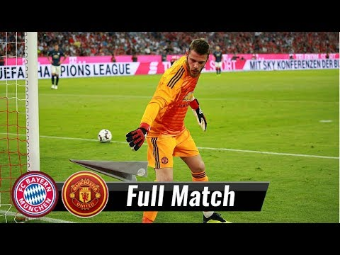 |HD| Bayern Munich vs Manchester United – Full Match | August 5, 2018 | Friendly match