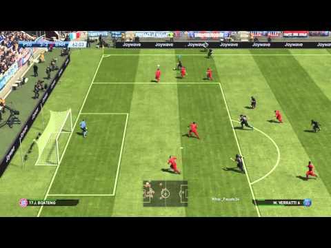 PES 2016 – PSG vs Bayern Munchen Online match [PS4][HD]