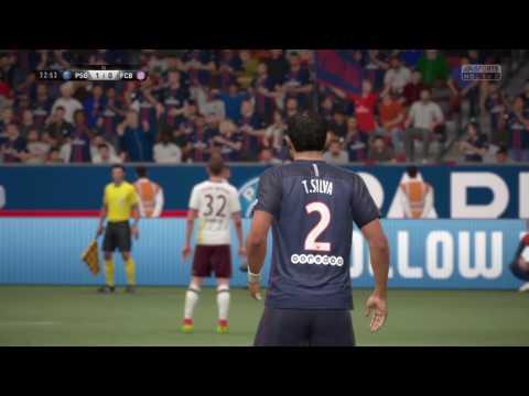 FIFA 17 FC Bayern vs. PSG 2