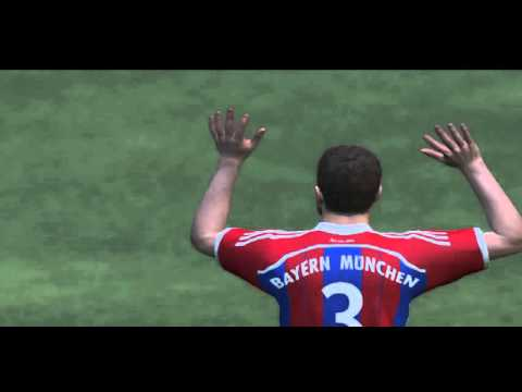 Bayern Munchen vs Atletico Madrid – CHAMPIONS LEAGUE 15-16 | Pes game