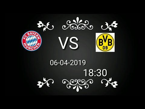 Bayern Munich vs Dortmund goals and history trailer
